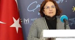 """İYİ Parti Genel Başkan Yardımcısı Ünzile Yüksel, """"Çok çalışacağız! Sizlere gurur duyacağınız bir Türkiye bırakacağız"""""""