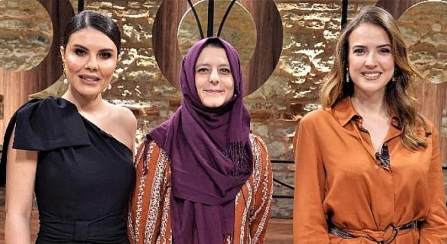 """Kotex Sponsorluğunda FOX Ekranlarında Yer Alan """"Kadının Eseri""""nin Bu Haftaki Konukları Simge Fıstıkoğlu ve Rümeysa Çamlıdereli!"""