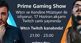 Türkiye'deki Prime üyeleri Prime Gaming Live Ultimate Crown: Fire and Ice Edition'ın keyfini en sevdikleri Türk yayıncılarla çıkaracak