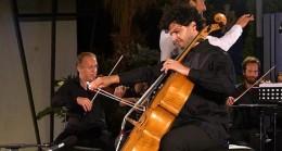 ÇEV Sanat'ın 'Genç Yetenekleri' Bodrum Yaz Konseri ile Sanatseverleri Büyüledi