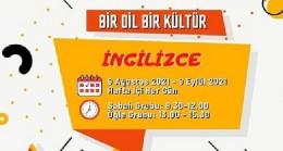 Denizli Büyükşehir Belediyesi Gençlik Meclisi'nden Bir Dil Bir Kültür Projesi