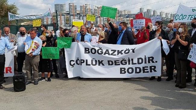 CHP Başakşehir İlçe Başkanı Deniz Bakır, mahalleliye destek verdi.!