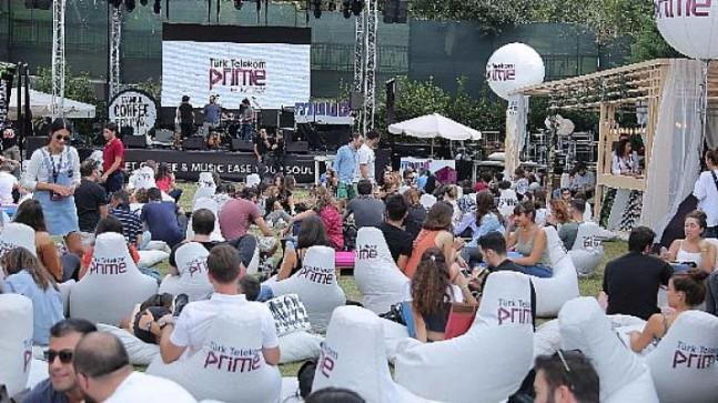 İstanbul Coffee Festival bu sene kapılarını Türk Telekom Prime'la açıyor!