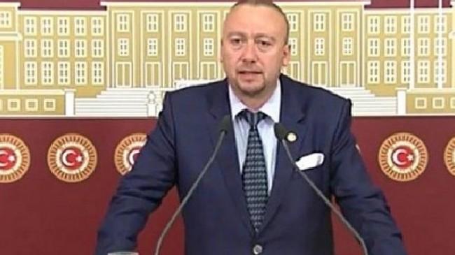 """Milletvekili Özkan: """"Yalım sıra demiryollarında mı?"""""""