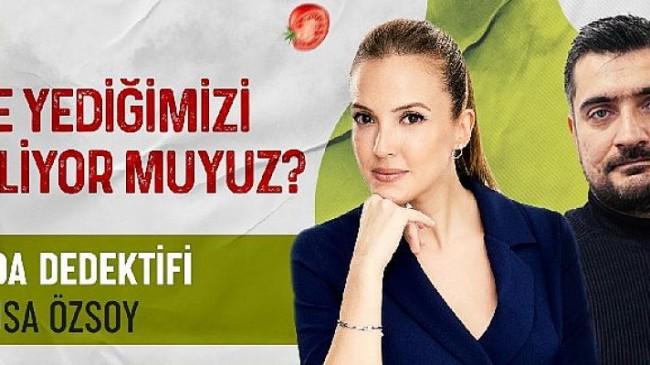 Simge Fıstıkoğlu Gıda Dedektifi'ne soruyor; Tarım ilaçları ölüm mü saçıyor?