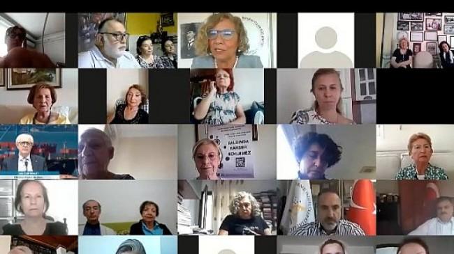 Tülay Aktaş İzmir'in Gönüllüleri Ödüllerinin ikisi İhracatın Duayenlerinin oldu