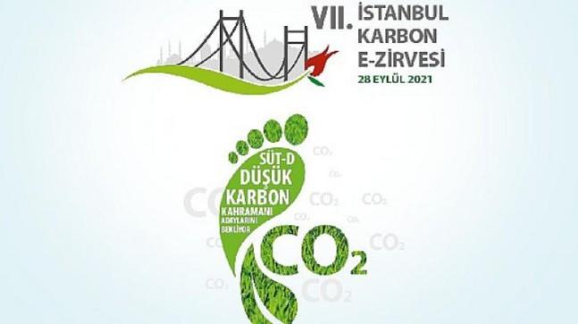VII. Istanbul Karbon E-Zirvesi 28 Eylül 2021'de başlıyor