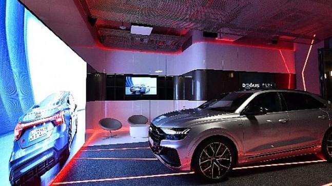 Doğuş Otomotiv Geleceğin Müşteri Deneyim merkezini açtı