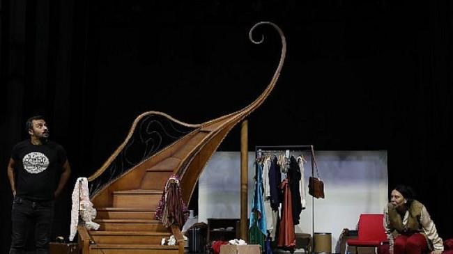 """İBB Şehir Tiyatroları'nın yeni oyunu """"Hayat Der Gülümserim"""""""