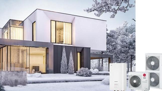 LG Therma V İle Kış Aylarında Mükemmel Isınma